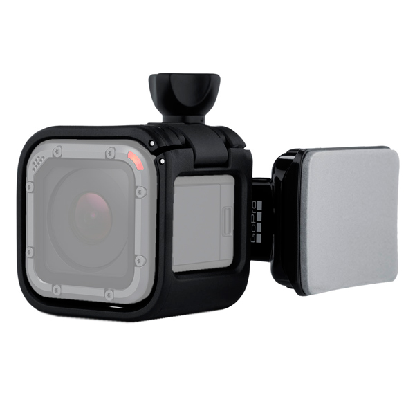 Аксессуар для экшн камер GoPro Поворотн.крепление на шлем д/Session (ARSDM-001) аксессуар для экшн камер gopro крепление на руку ahwbm 001