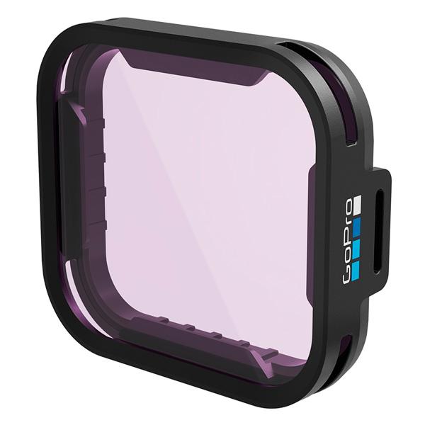 Аксессуар для экшн камер GoPro Пурпурный фильтр для бокса Super Suit (AAHDM-001)