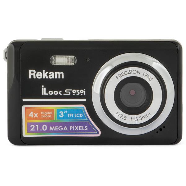 Фотоаппарат компактный Rekam
