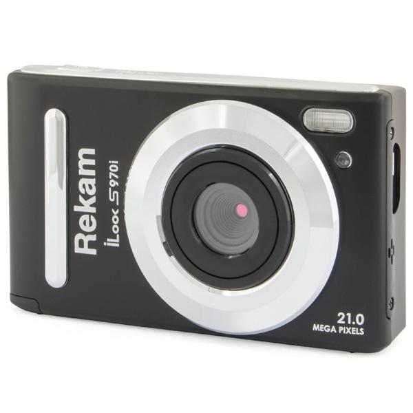 Фотоаппарат компактный Rekam iLook S970i Black