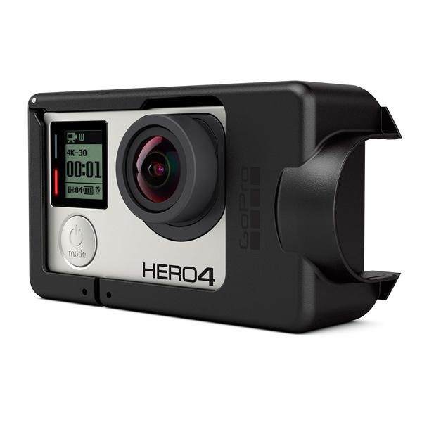 Аксессуар для экшн камер GoPro крепление-рамка Karma для HERO4 (AGFHA-001) аксессуар для экшн камер gopro крепление на руку ahwbm 001