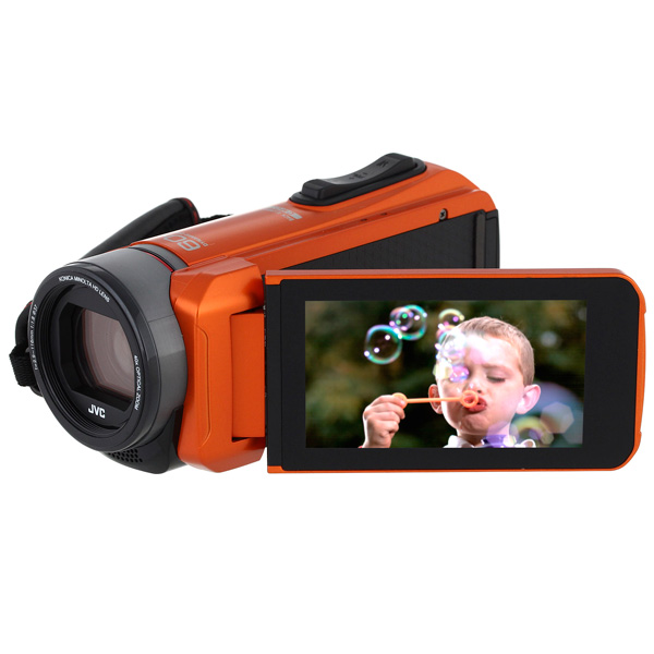 Видеокамера Full HD JVC