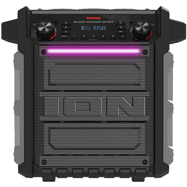 Музыкальный центр Mini ION Audio