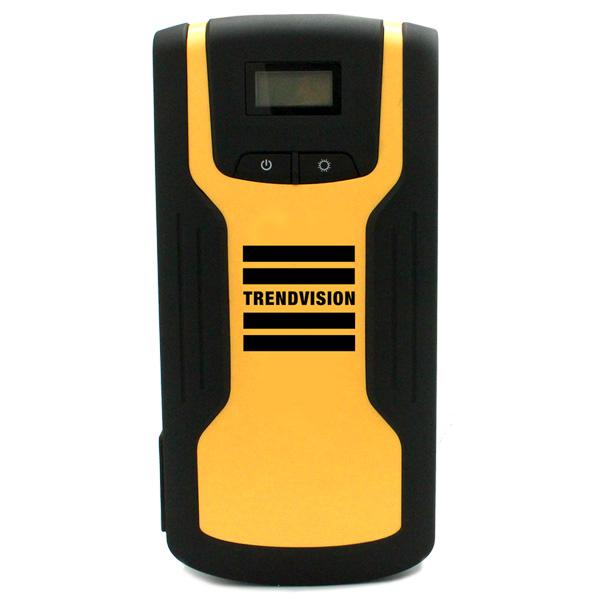 Автомобильный аксессуар Trendvision Пуско-зарядное устройство Start 11000 mAh зарядное устройство для автомобильных аккумуляторов houde 8000 mah hd03a b black пуско зарядное устройство