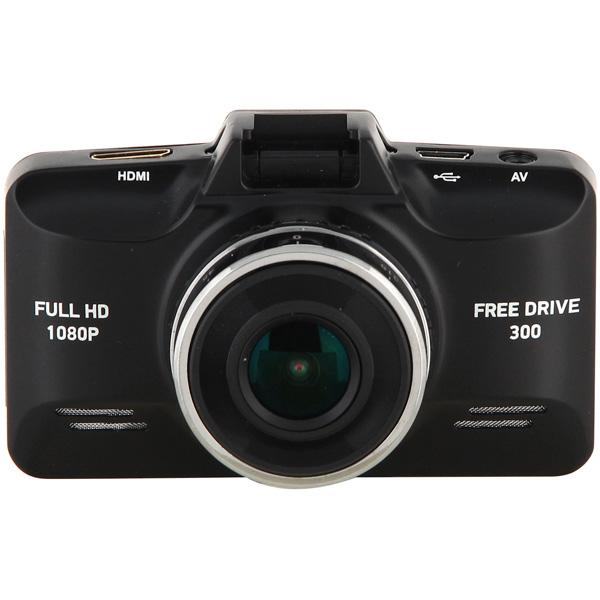 Видеорегистратор Digma FreeDrive 300 Black