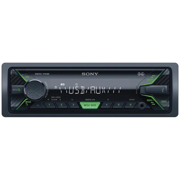 USB-Автомагнитола Sony