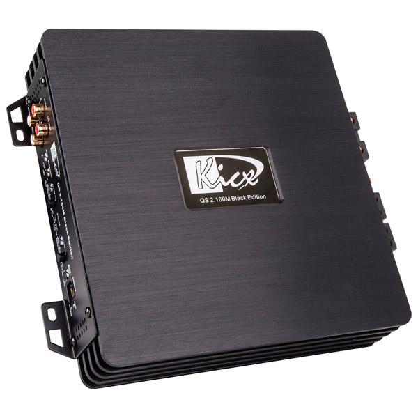 Автомобильный усилитель (2 канала) Kicx QS 2.160M kicx qs 2 160