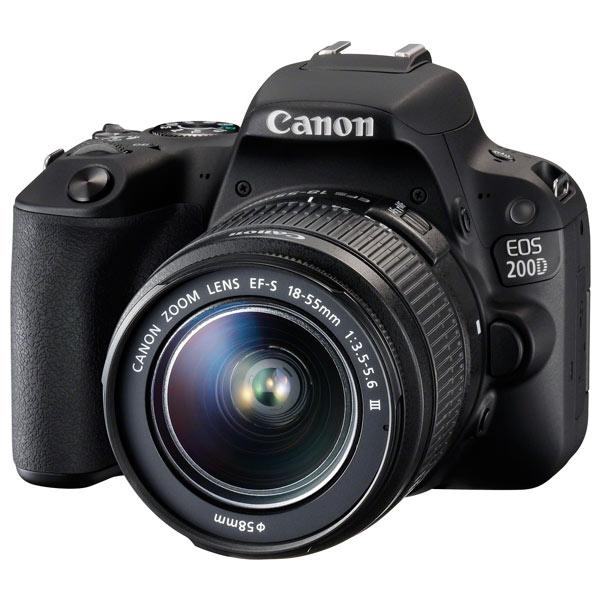 Фотоаппарат зеркальный Canon