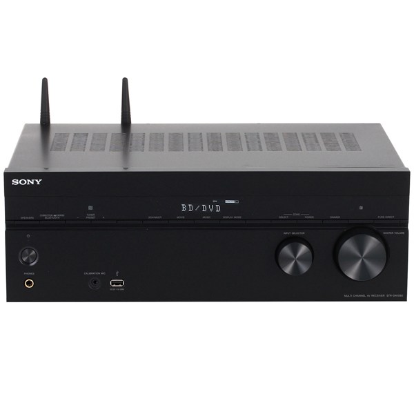 sony str dn860 black Ресивер Sony STR-DN1080