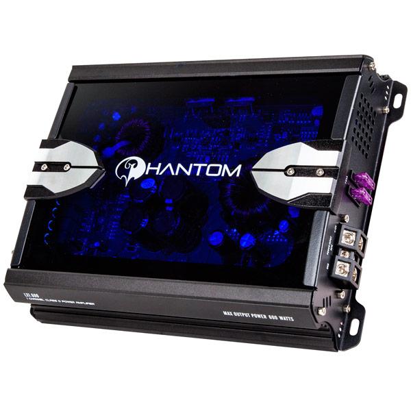 Автомобильный усилитель (1 канал) Phantom от М.Видео