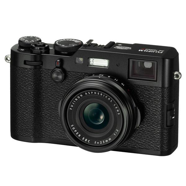 Фотоаппарат компактный премиум Fujifilm X100F Black