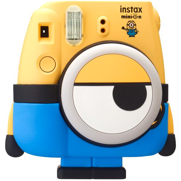Фотоаппарат моментальной печати Fujifilm INSTAX MINI 8 MINION
