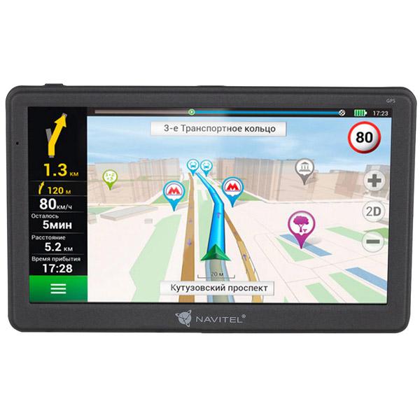 Портативный GPS-навигатор Navitel E700
