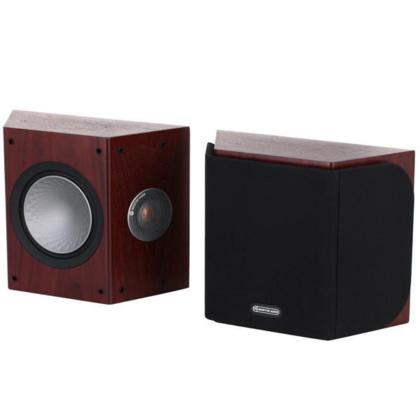 Полочные колонки Monitor Audio Silver FX 6G Walnut  audio physic tempo 25 walnut