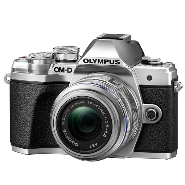Фотоаппарат системный Olympus E-M10 Mark III 14-42 II R Kit