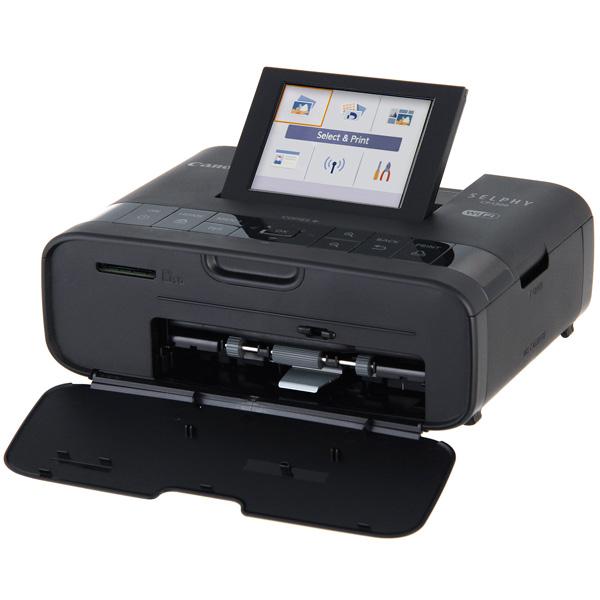 Компактный фотопринтер Canon SELPHY CP1300 Black