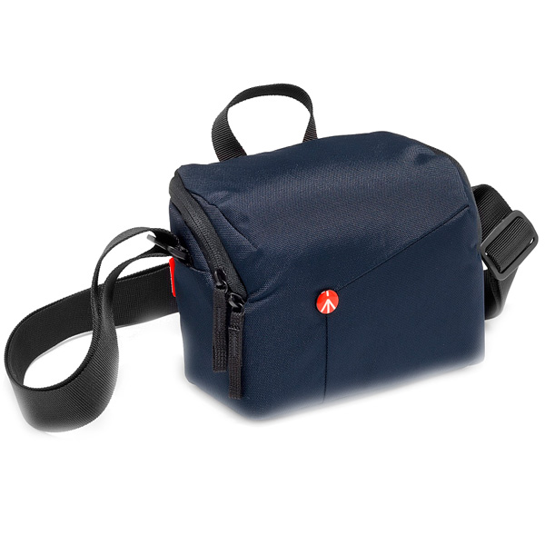Сумка премиум Manfrotto NX Shoulder Bag CSC Blue V2 (MB NX-SB-IBU-2)