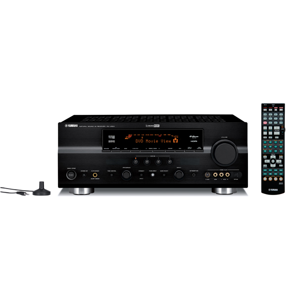 Yamaha rx-v663 72 channel av receiver photo #594733 - us audio mart