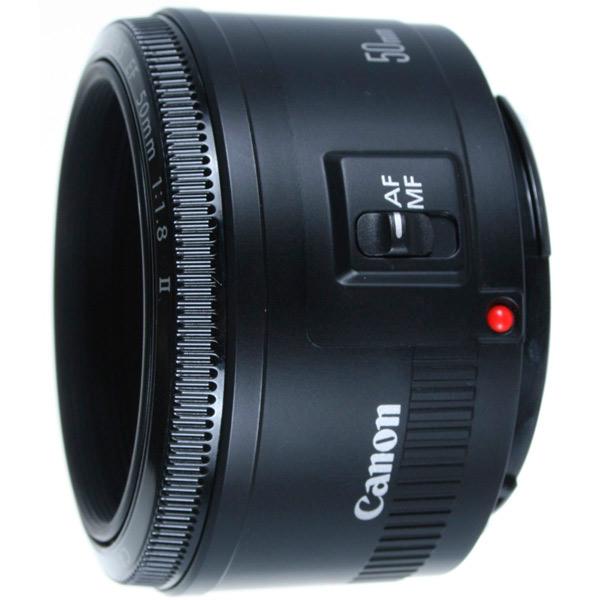 Объектив для зеркального фотоаппарата Canon от М.Видео