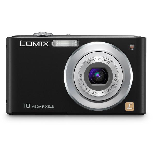 Фотоаппарат компактный panasonic dmc-fs42ee-k black