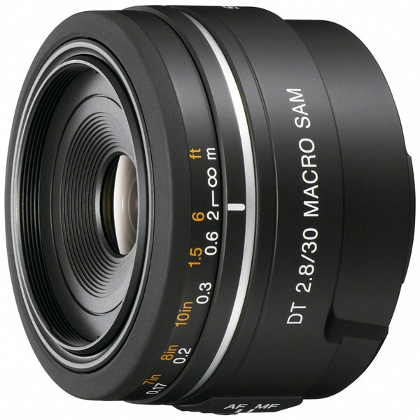 Объектив для зеркального фотоаппарата Sony