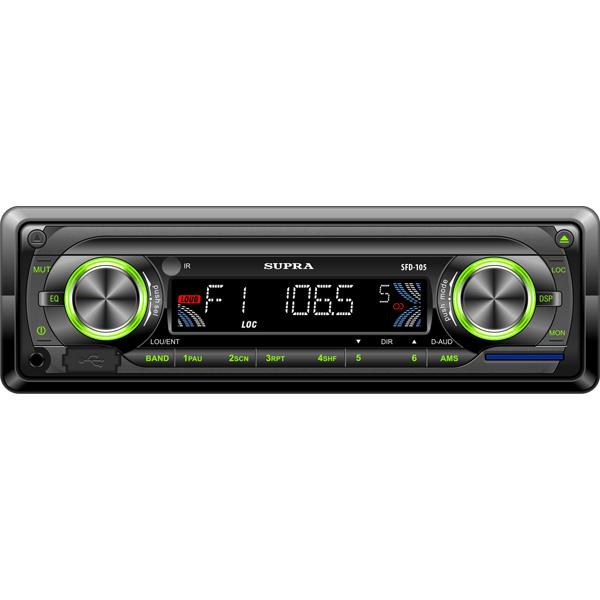 USB-Автомагнитола Supra SFD-