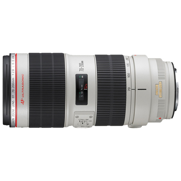 Объектив премиум Canon EF 70-200mm f/2.8 L IS II USM