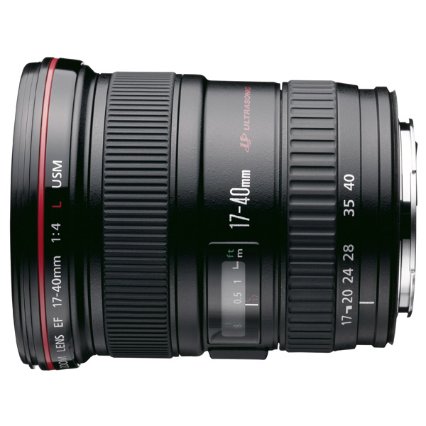 Canon EF17-40 f/4.0L USM