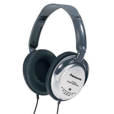 Наушники полноразмерные PanasonicНаушники полноразмерные<br>Вес: 185 г,<br>Тип подключения: проводной,<br>Цвет: серебр./черный,<br>Гарантия: 1 год,<br>Страна: КНР,<br>Штекер 3.5 мм: 1,<br>Длина кабеля: 3 м,<br>Частотный диапазон: 14 Гц - 24 кГц,<br>Материал корпуса: пластик,<br>Чувствительность: 102 дБ,<br>Акустический тип: открытый,<br>Серия: Digital,<br>Сопротивление: 24 Ом,<br>Вид гарантии: по чеку,<br>Материал амбюшур: кожа,<br>Материал оголовника: пластик<br>