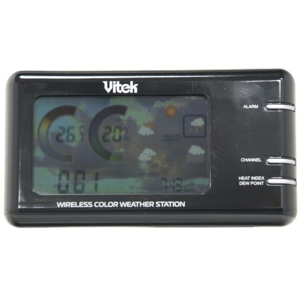 Метеостанция vitek vt-6402 инструкция