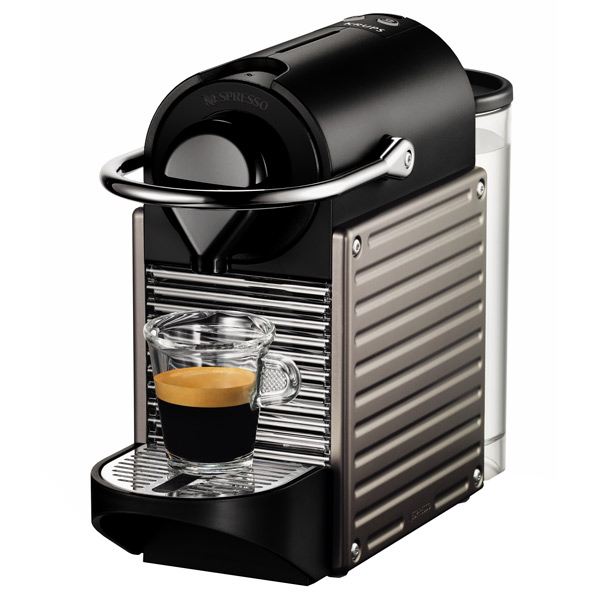 Кофемашина капсульного типа Nespresso Krups PIXIE XN300510