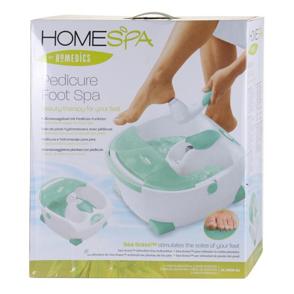 Купить Массажная ванночка для ног Homedics HL-300B-EU недорого