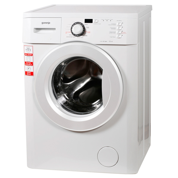 Gorenje Uselogic стиральная машина инструкция img-1