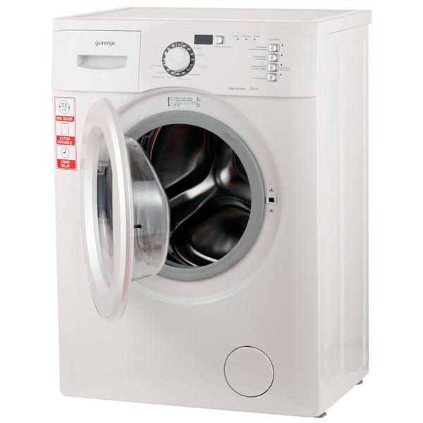Gorenje Uselogic стиральная машина инструкция - фото 5