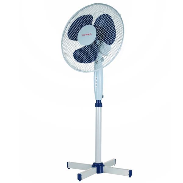 Вентилятор напольный Supra от М.Видео