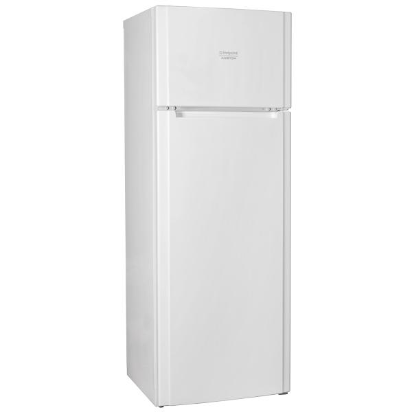 Холодильник с верхней морозильной камерой Hotpoint-AristonХолодильники с верхней морозильной камерой<br>Мощность замораживания: 2 кг/сутки,<br>Базовый цвет: Белый,<br>Климатический класс: ST-N,<br>Габаритные размеры (В*Ш*Г): 167*60*67 см,<br>Количество камер: 2,<br>Количество дверей: 2,<br>Материал двери: металл,<br>Страна: Россия,<br>Гарантия: 1 год,<br>Количество компрессоров: 1,<br>Тип управления: механический,<br>Разм. мороз. камеры: ручное,<br>Перенавешиваемые двери: Да,<br>Хранение при откл. питания: 17 ч,<br>Полок в холодильной камере: 4,<br>Тип освещения: лампа накаливания,<br>Разм. холод. камеры: автомат.(капельное),<br>Высота: 167 см<br>