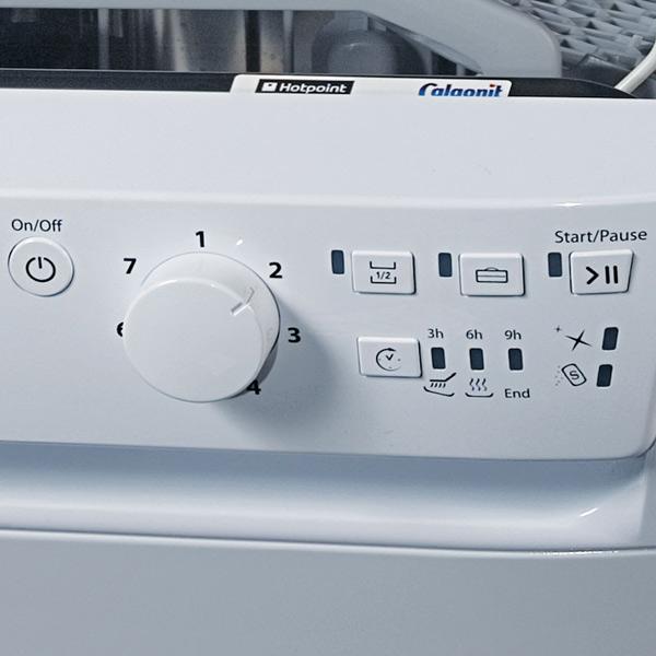 Купить Посудомоечная машина (45 см) Hotpoint-Ariston ADLS 7 недорого