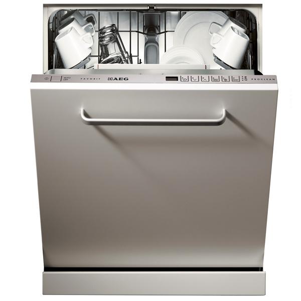 Встраиваемая посудомоечная машина 45 см AEG F6540RVI0P