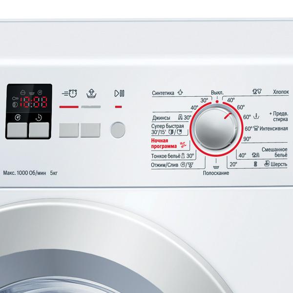Bosch Xx5 стиральная машина инструкция - фото 11