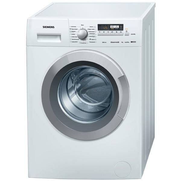 Стиральная машина Узкая SiemensУзкие стиральные машины<br>Класс стирки: A,<br>Диаметр люка: 30 см,<br>Потребляемая мощность: 2400 Вт,<br>Отложенный старт: до 24 часов,<br>Базовый цвет: Белый,<br>Защита от детей: Да,<br>Габаритные размеры (В*Ш*Г): 85*60*45 см,<br>Режим верхняя одежда: Да,<br>Дополнительное полоскание: Да,<br>Звуковой сигнал: Да,<br>Гарантия: 1 год,<br>Тип управления: электронный/механич.,<br>Минипрограмма: 15 мин,<br>Защитное откл. при скачках напряжения: Да,<br>Страна: Россия,<br>Максимальная загрузка: 5 кг,<br>Инд. времени до конца программы: Да,<br>Ручная стирка шерсти : Да<br>