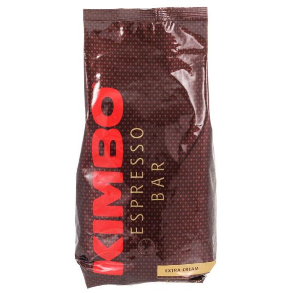 Кофе в зернах Kimbo