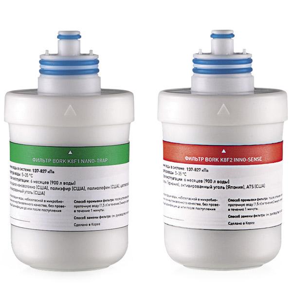 Фильтр для системы очистки воды Bork K8F1/K8F2