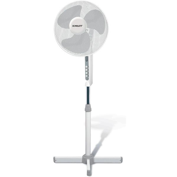 Вентилятор напольный Scarlett от М.Видео