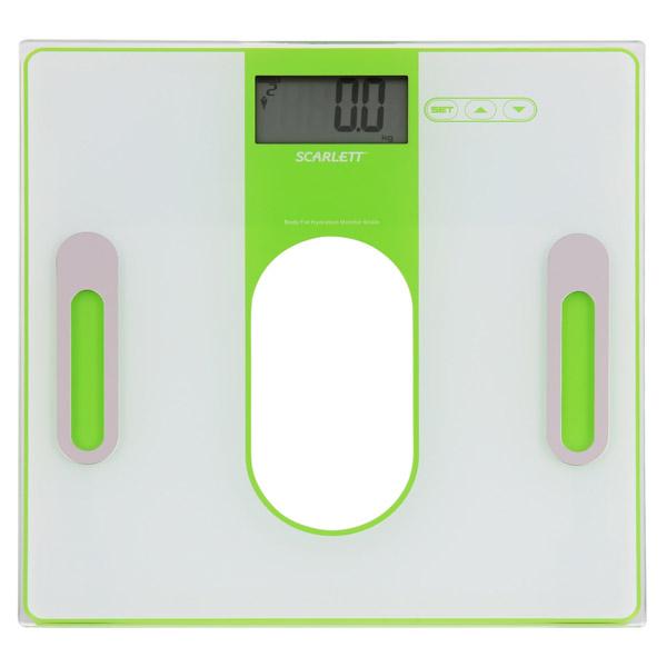 весы Scarlett Sc 212 инструкция - фото 10