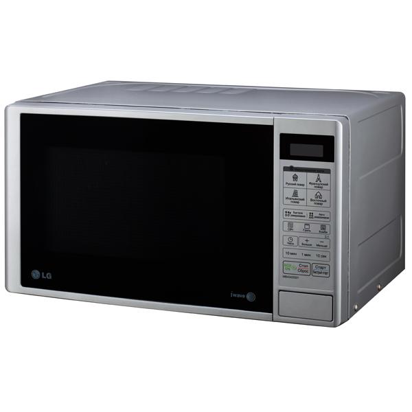 Микроволновая печь с грилем LG MB4042DSY