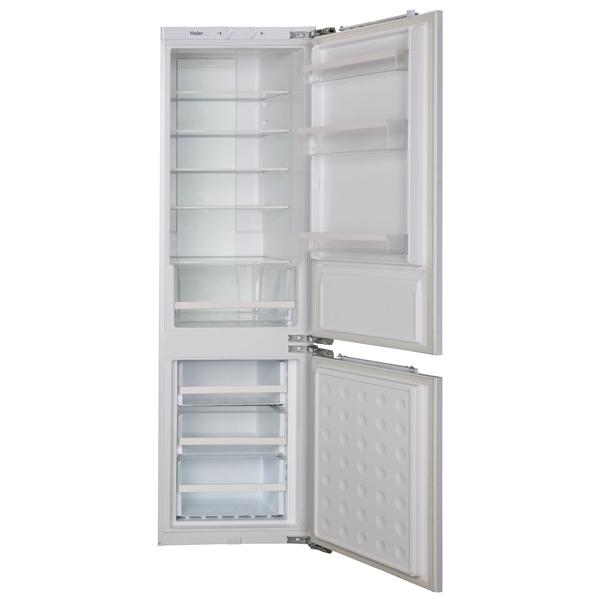 Встраиваемый холодильник комби Haier