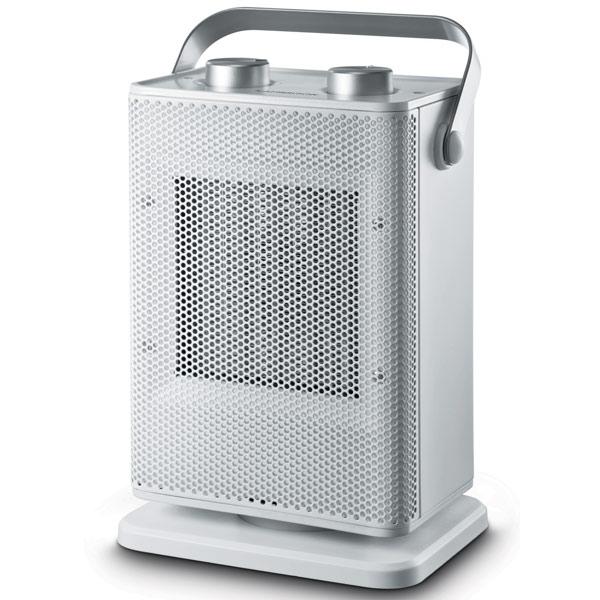 Тепловентилятор керамический KambrookТепловентиляторы<br>Вентиляция  без нагрева: Да,<br>Кол-во режимов работы: 3,<br>Мощность нагрева: 1.2/2.0 кВт,<br>Цвет: белый,<br>Глубина: 15 см,<br>Высота: 31 см,<br>Вид гарантии: гарантийный талон,<br>Ширина: 18 см,<br>Ручка для переноски: Да,<br>Вес: 2.5 кг,<br>Рек. площадь помещения (в 2.6 м): до 20 кв. м,<br>Регулировка температуры: плавная,<br>Отключ. при опрокидывании: Да,<br>Кол-во вентиляторов: 1,<br>Тип тепловентилятора: вертикальный,<br>Термостат: Да,<br>Материал корпуса: пластик,<br>Материал платформы: пластик,<br>Тип управления: механический,<br>Страна: КНР<br><br>Вес кг: 2.5<br>Ширина см: 18<br>Глубина см: 15<br>Высота см: 31<br>Цвет : белый