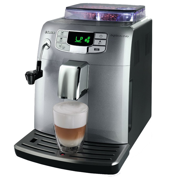 Saeco intelia evo hd8881 09 - Machine a cafe a grain saeco ...