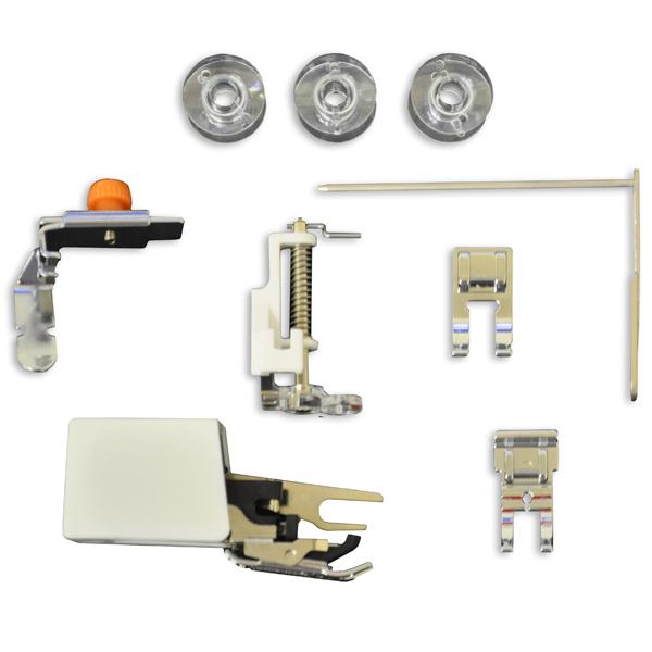 Аксессуары для швейных машин Toyota Footwork kit Patchwork. Доставка по России