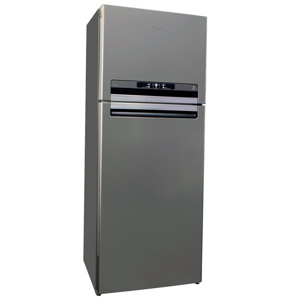 Холодильник с верхней морозильной камерой Широкий Whirlpool